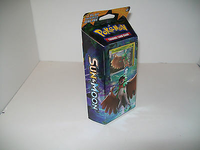 Pokemon Sun and Moon Theme Deck Forest Shadow Grass Type