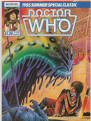 Rare: Dr Doctor Who: The Iron Legion comic book. VGC Doctor Who Magazine Special