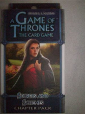 A Game of Thrones: Secrets and Schemes Chapter Pack (englisch) - Neu / OVP