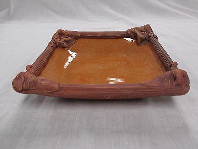 "2000 ""Tuscan Square"" Serving Tray."