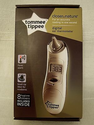 TOMMEE TIPPEE Closer to nature DIGITAL THERMOMETER