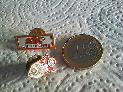 Pin's AS Cannes