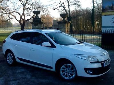 2013 Renault Megane 1.5dCi ECO Expression + **** ONE OWNER FROM NEW ****