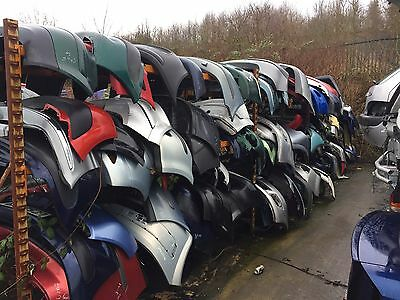Job Lot Car Bumpers Front And Back Most Makes And Models Minimum Of 10