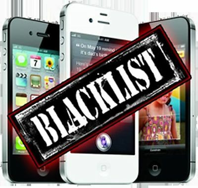 FAST WORLDWIDE IPHONE 3gs 4 4s 5 5c 5s 6 6s 7 PRO BLACKLIST CHECK ALL CARRIERS