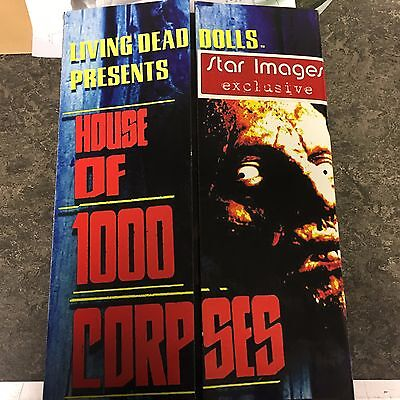 Living Dead Dolls House Of 1000 Corpses Otis & Cindy