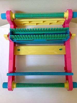 Funky Creation Weaving Loom Extendable Kids 3+ Bright Colours