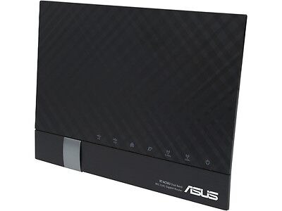 ASUS RT-AC56U Dual-Band Wireless-AC1200 Gigabit Router IEEE 802.11ac, IEEE 802.1