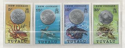 Tuvalu - 1970 Coinage Commemorative Set - Un-mounted Mint