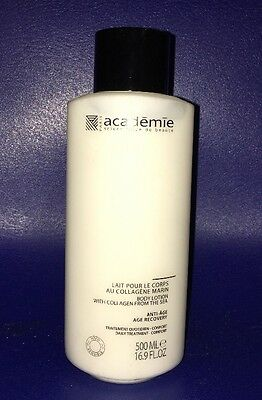 academie scientifique BODY LOTION with COLLAGEN FROM THE SEA 500ml