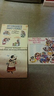 3 lps stories and rhymes