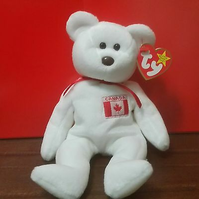 1996 Maple Beanie Baby (Canadian Exclusive) Rare Beanie Baby
