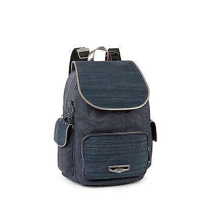 Kipling CITY PACK S SMALL Backpack/Rucksack ECLIPSE BLUE Bl SPF 2017 RRP £114