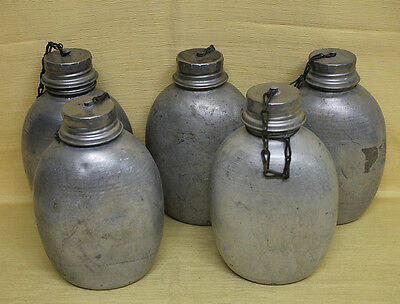 1945 British Army Military Water Bottle Price Of 1
