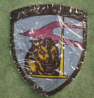 Greek Greece Militaria Air Force Patch 335 Μοιρα (Repro )