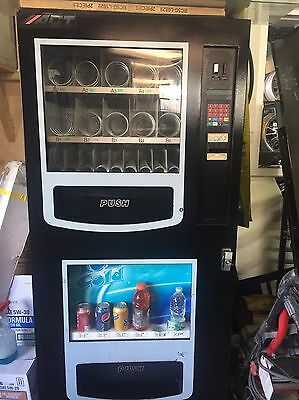 Gaines Soda and Snack Vending Machine