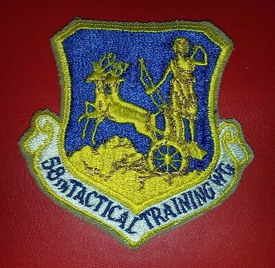 USAF  58th Tactical Fighter Training Wing Patch