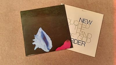"""New Order 12"""" Single Touch By The Hand Of God FAC193"""