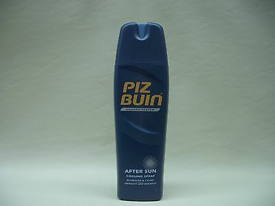 AFTER SUN Cooling Spray By Piz Buin 200ml 6.6 Fl.oz