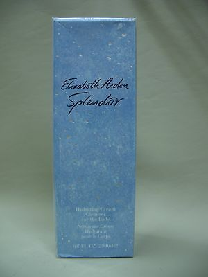 SPLENDOR Hydrating Cream Cleanser  By Elizabeth Arden  200 ml 6.8 Fl.oz