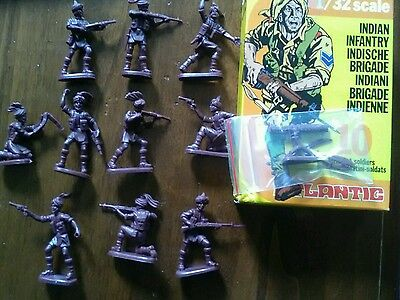 soldatini atlantic indian brigade mib 1/32