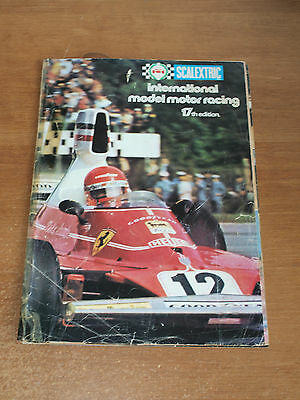 VINTAGE / RETRO, 1970s SCALEXTRIC, 17TH EDITION CATALOGUE, FREEPOST