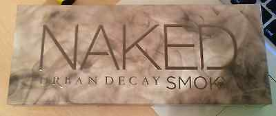 Brand New Naked Smoky Palette Eyeshadows Makeup professional - kit