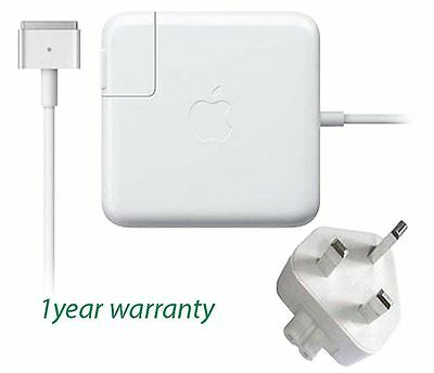 Genuine Original Apple 85W Macbook Pro MagSafe 2 Power Adapter Charger A1424