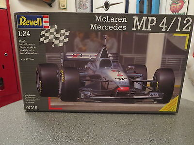 REVELL 1/24 F1 McLean mercedes mp4/12