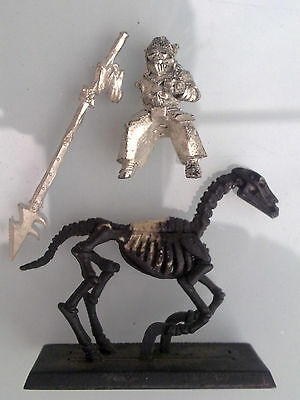 Undead / Vampire Counts - Hero Mounted Whigt Metal Classic CV50