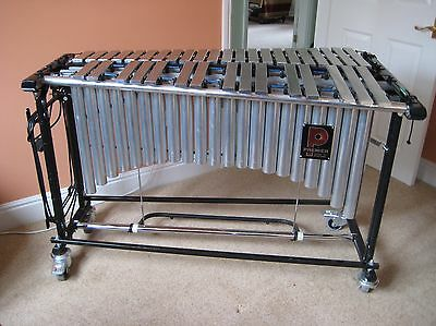 Premier Vibraphone 701 Percussion Vibes 3 Octaves with Soft Cover