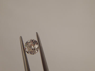 GIA Certified Brilliant Round Loose Diamond .55 ct Clarity VS1 Near Colorless H