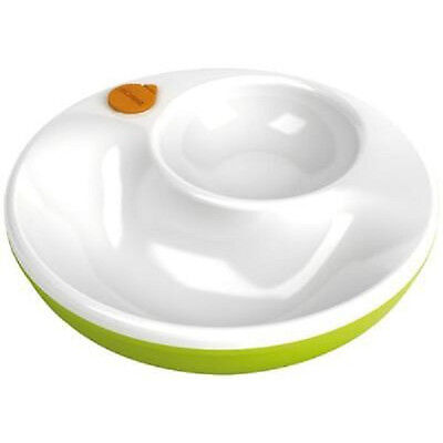 mOmma Mealtime Warm Plate / Warming Dish - For Infants & Toddlers 6 months +
