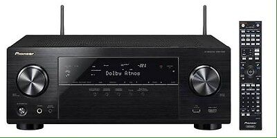 Pioneer Receiver VSX-1130 List $1499 New Year Clearance $880 7.2 Channel 2 Zones