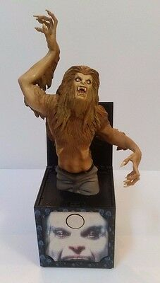 Ozzy Osbourne Bark at the Moon Jack in the Box Figure by Art Asylum Works Great!