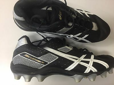 ASICS Gel Lethal 16 football boots US11 UK10 rugby union league oztag touch
