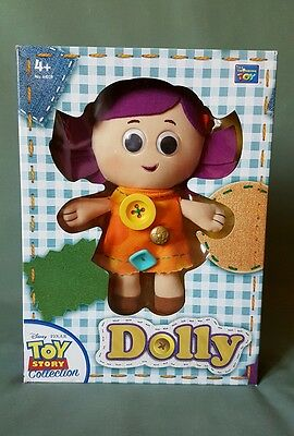 Toy Story Collection Dolly Thinkway Toys New & Boxed Rare!