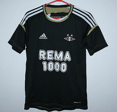 Rosenborg Norway away shirt 2012 Adidas KIDS Size L
