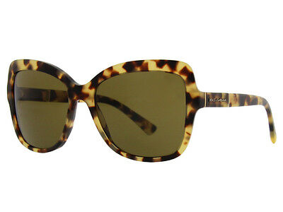 Dolce & Gabbana DG4244 DG 4244 512/73 Light Havana & Brown Sunglasses