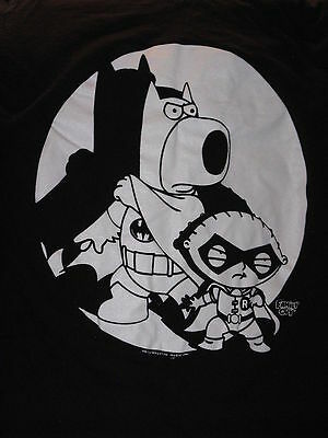 """Family Guy Batman and Robin"" T-Shirt– Great Image Great Show"