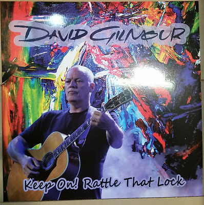 David Gilmour – Keep On ! Rattle That Lock