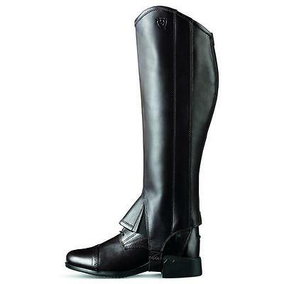 ARIAT CLASSIC III CHAPS - BLACK or CHOCOLATE - Sizes L, MT or XSM
