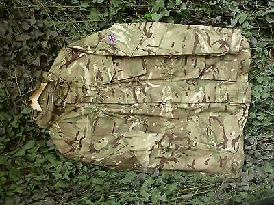 Genuine British Army PCS MTP Windproof Combat jacket/Smock Military issue