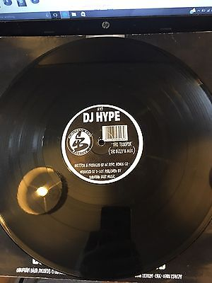 DJ Hype The Trooper, Rare Jungle Drum and Bass Old School 90s vinyl