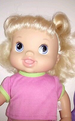 Beautiful Baby Alive Doll 34cm Like New Ideal Gift