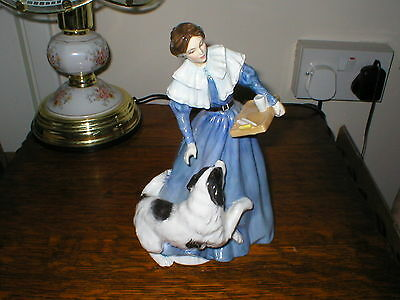 Royal Doulton Figure The Romance Of Literature Jane Eyre Limited Edition