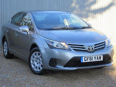 2011 Toyota Avensis 1.8 T2 4dr