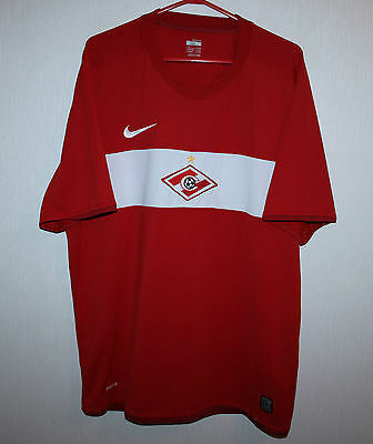 Spartak Moscow Russia home shirt 09/10 Nike