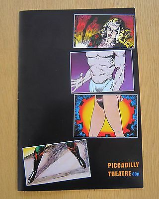 The Rocky Horror Show Theatre Programme