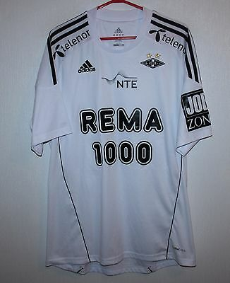 Rosenborg Norway home shirt 2011 Adidas Size M
